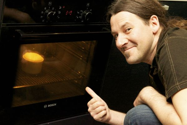 tip faster cooking - preheat oven