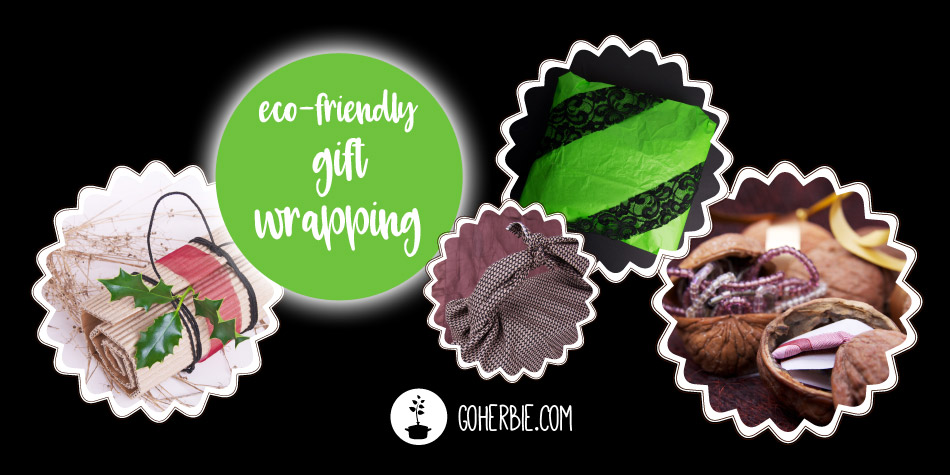 13 eco-friendly ways to wrap your gifts
