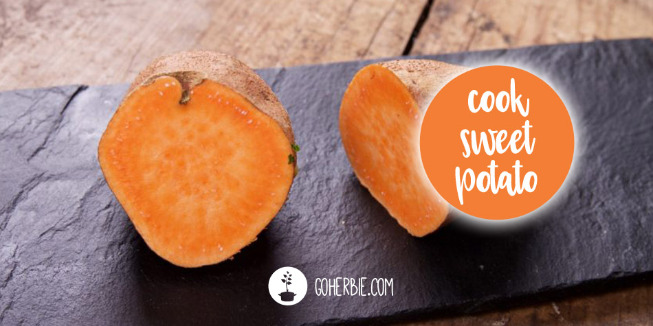 How to cook sweet potatoes?