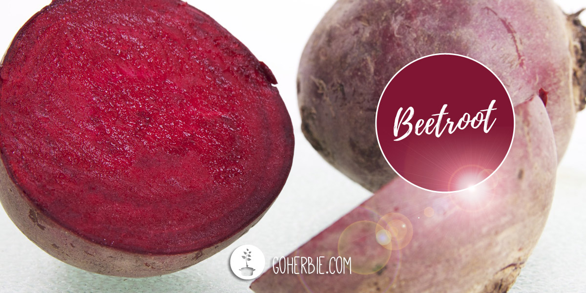 Beetroot – the most intense food that colors every meal