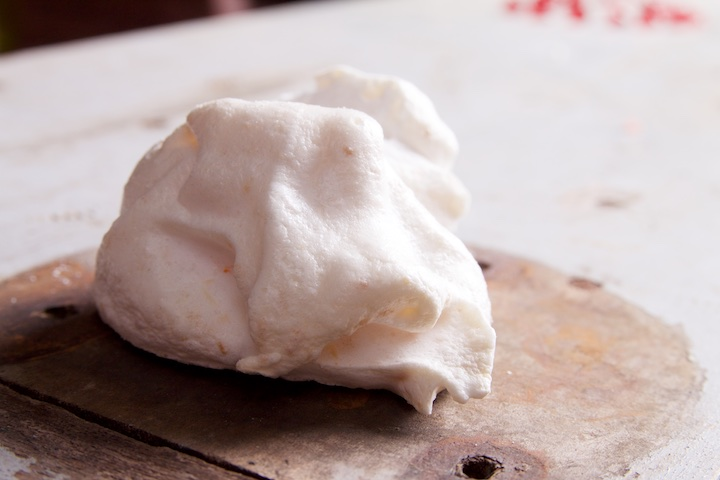 vegan meringue