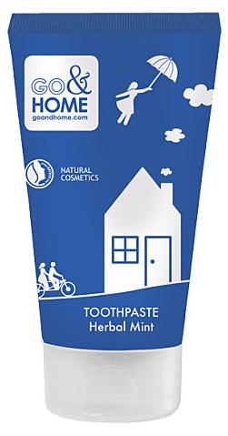 Go&home vegan toothpaste