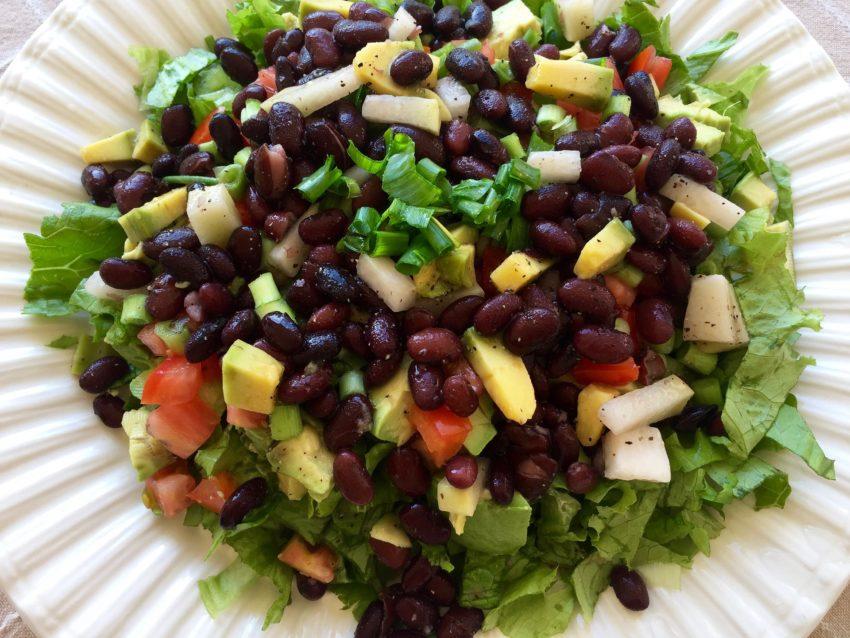 Black beans - protein