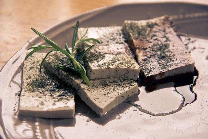 Tofu protein source