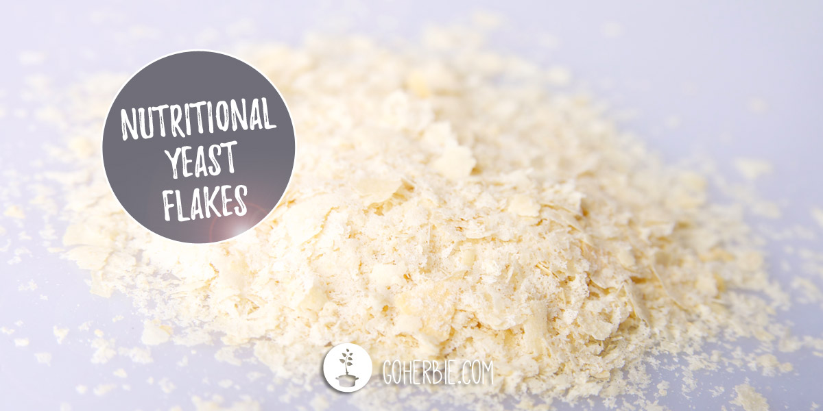 Nutritional yeast flakes – What is it?