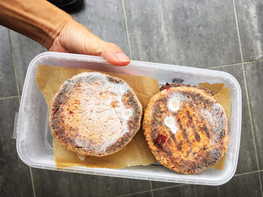 Freezer - budget tip for vegans