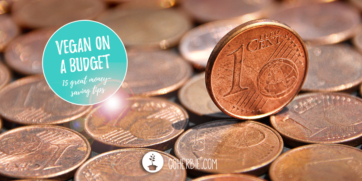 Vegan on a budget – 15 great money-saving tips