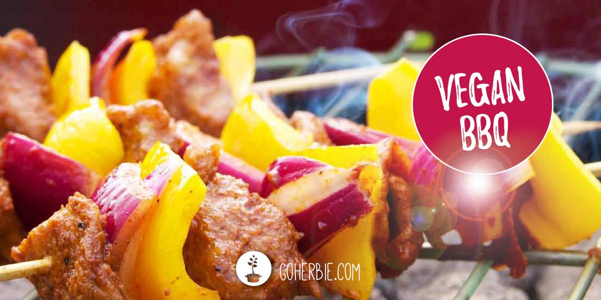 Vegan barbecue ideas
