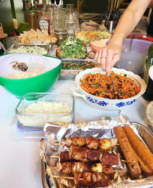 What to bring to a bbq potluck