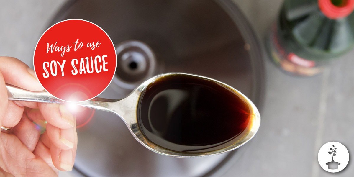 12 ways to use soy sauce