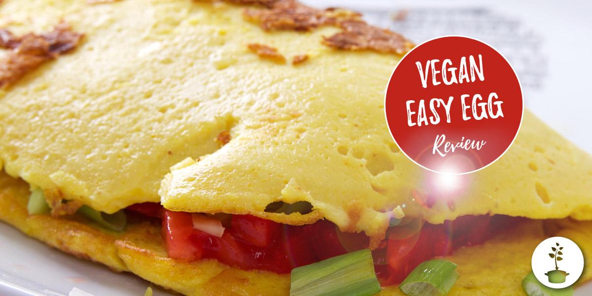 Vegan easy egg (Orgran) review