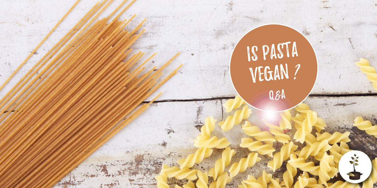 Is pasta vegan?