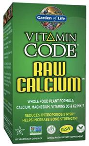 raw calcium supplement