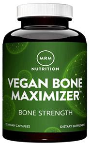 Vegan bone maximizer supplement