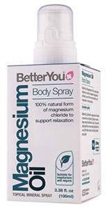 Magnesium oil spray vegan